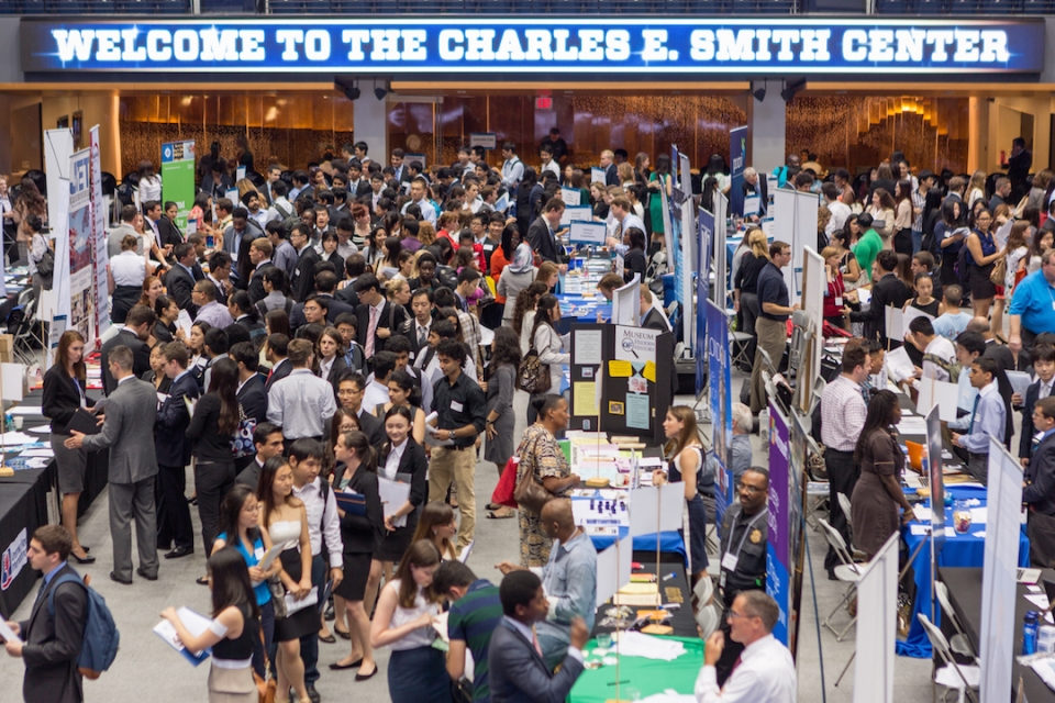 GW Career Fair