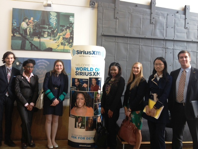 Site Visit to Sirius XM