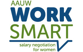 image of AAUW Work Smart Salary Negotiation for Women resource