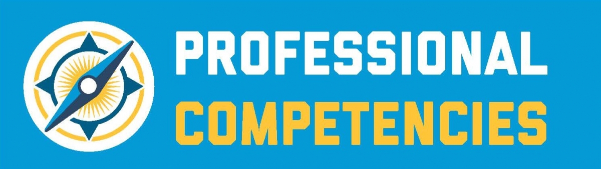 Professional Competencies banner image