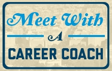 Button for Meet With a Career Coach
