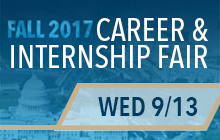 Fall 2017 Career & Internship Info for Employers image