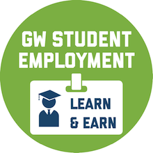 GW Student Employment promo image