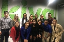 image of students at San Francisco Career Quest during Winter Break 2019