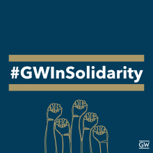 promotional image about GW in Solidarity