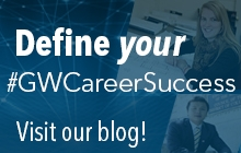 GWCareerSuccess Blog promo