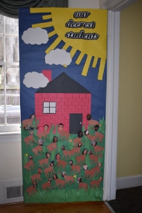 NSEW Door Decorating Contest Winner