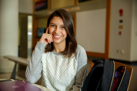 image for Laura Gomez from GW Today How I Got the Job: International Student 'Prepared for Everything'
