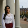 image of Aisha Azimi from GW Today How I Got the Job: ​Aisha Azimi Aims to Make Global Impact