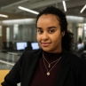 image of Reem Eltahir from GW Today How I Got the Job: From Tech Internship to Employment Offer