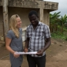 Lauren Wright in Ghana image