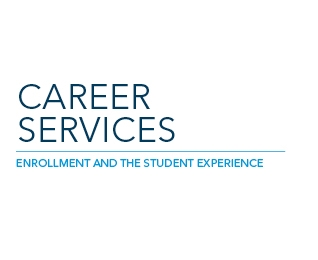 Center For Career Services Enrollment And The Student Experience